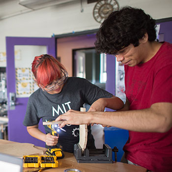 Making Makers at MIT