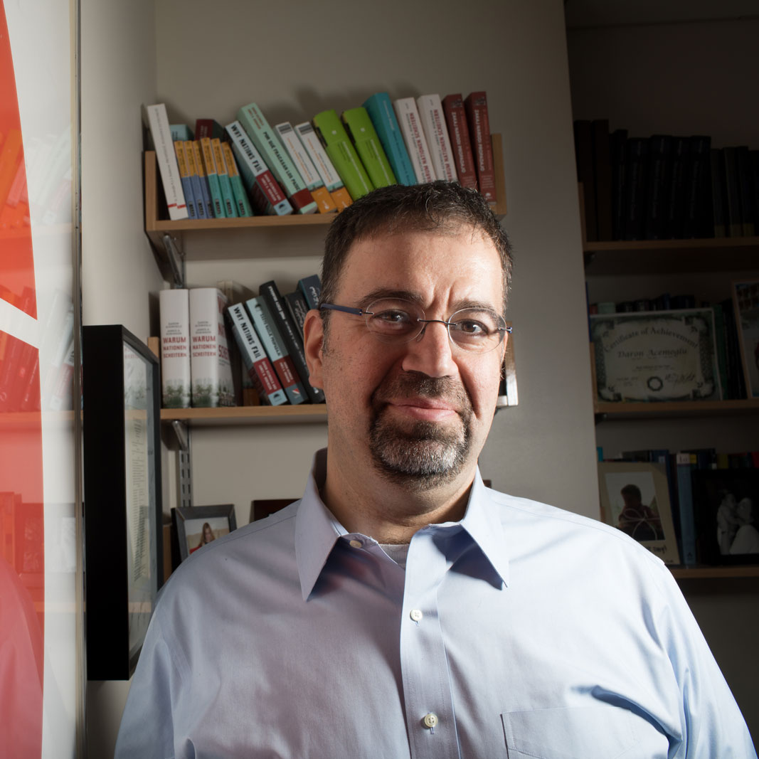 3Q: Daron Acemoglu on Technology and the Future of Work