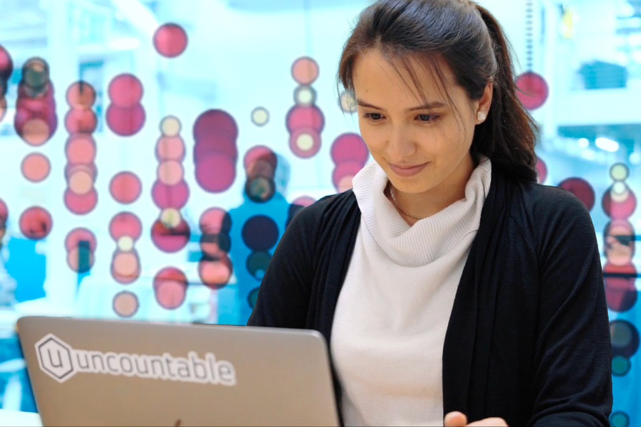 Software from alumni-founded startup Uncountable to accelerate R&D