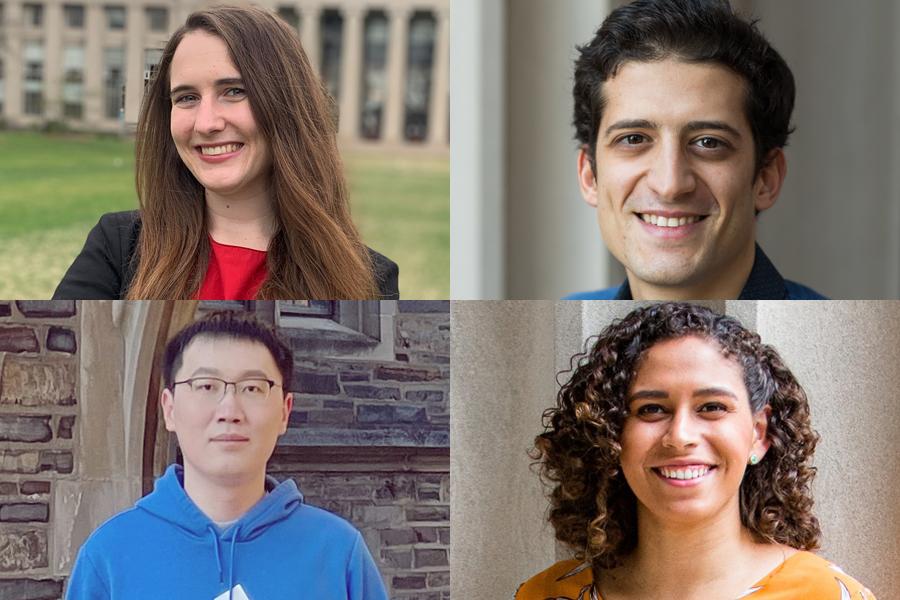 Meet this year's MathWorks Fellows: A three-part series, III
