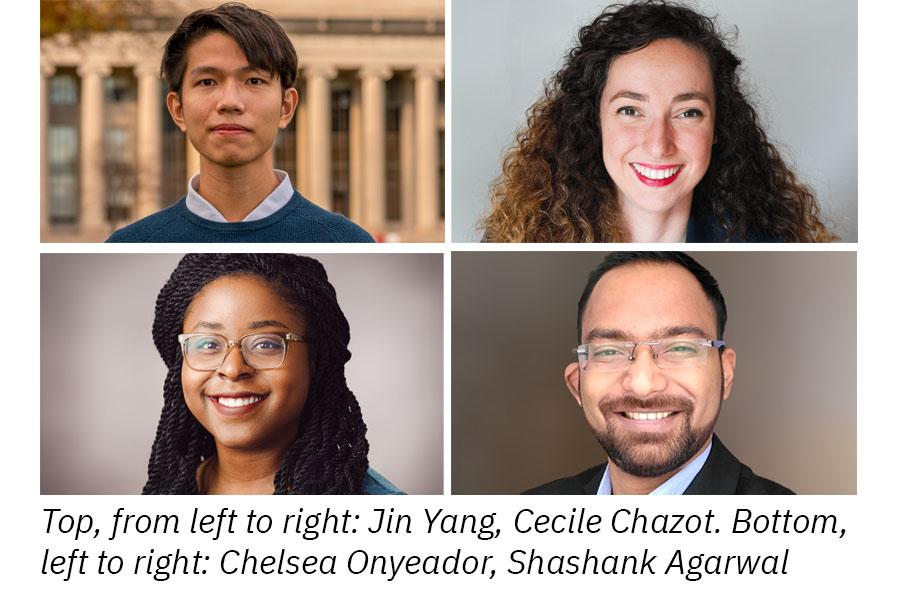 Meet this year's MathWorks Fellows: A three part series