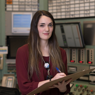 Learning to Operate a Nuclear Reactor