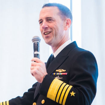 Ties with MIT Run Deep for the U.S. Navy's Top Officer